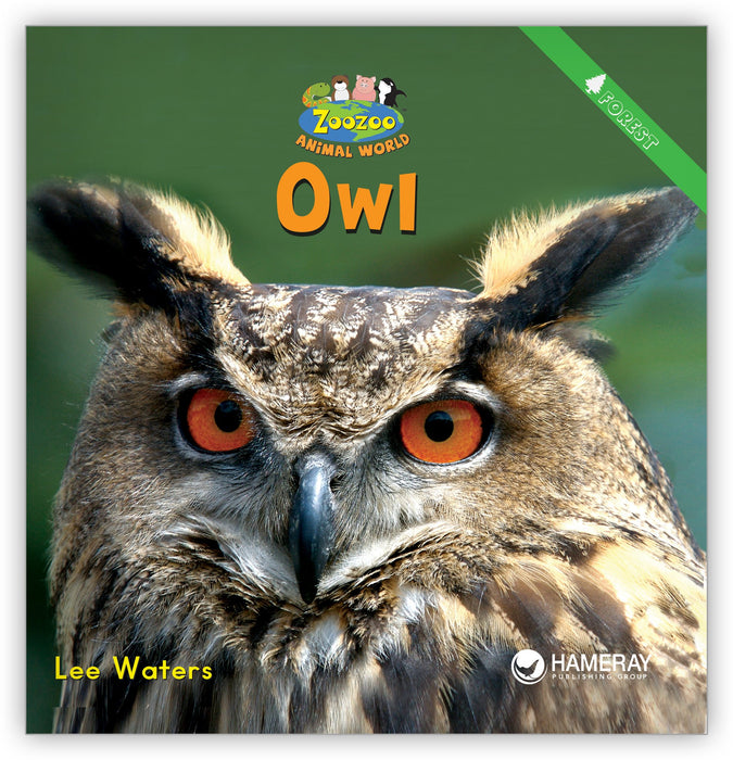 Owl Leveled Book
