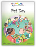 Pet Day Leveled Book