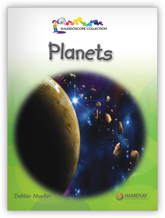 Planets Big Book from Kaleidoscope Collection