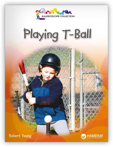 Playing T-Ball from Kaleidoscope Collection