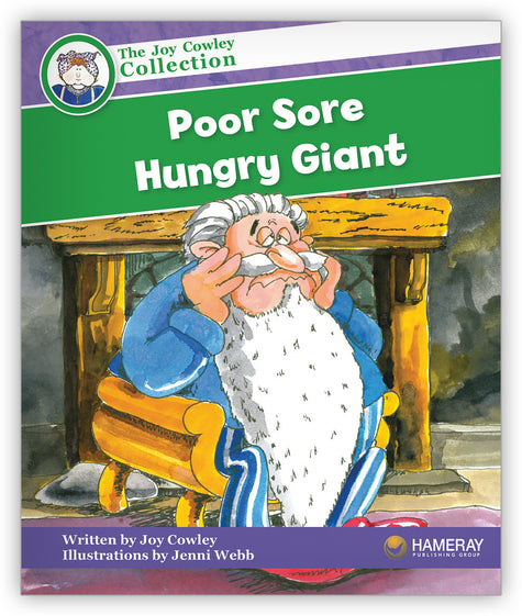 Poor Sore Hungry Giant Big Book from Joy Cowley Collection