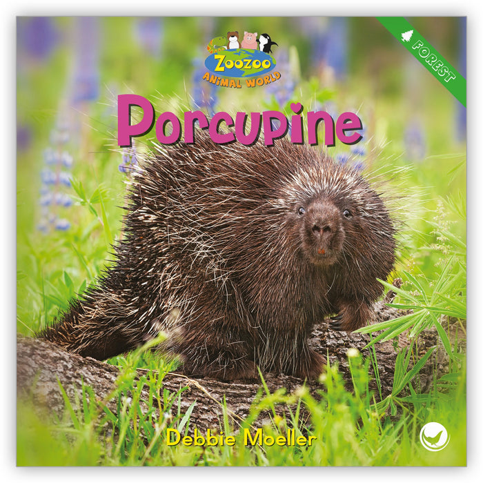 Porcupine from Zoozoo Animal World