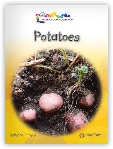 Potatoes from Kaleidoscope Collection