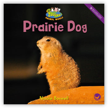 Prairie Dog from Zoozoo Animal World