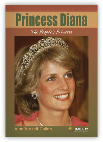 Princess Diana from Hameray Biography Series