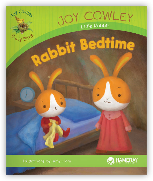 Rabbit Bedtime from Joy Cowley Early Birds