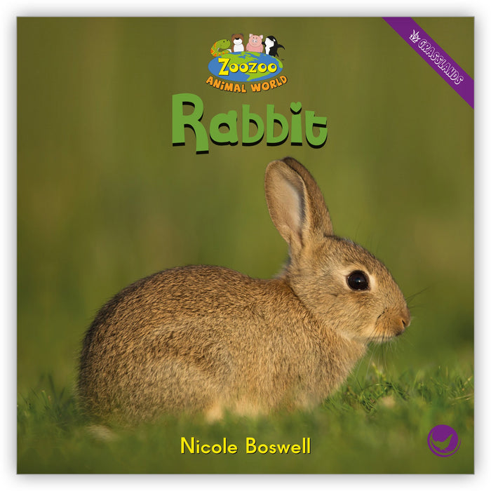 Rabbit Leveled Book