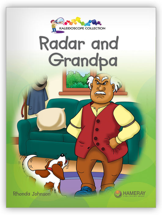 Radar and Grandpa Leveled Book
