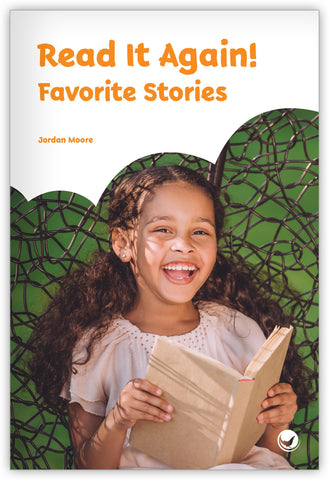 Read It Again! Favorite Stories from Inspire!