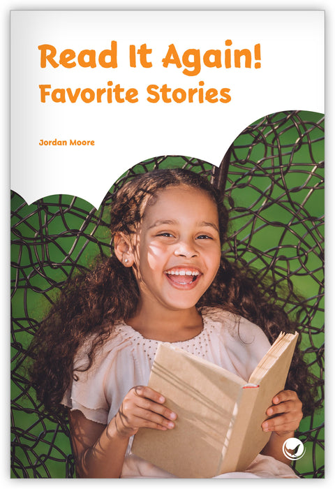 Read It Again! Favorite Stories Leveled Book