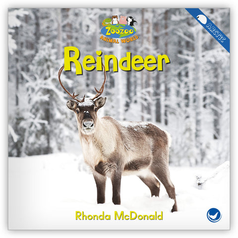Reindeer from Zoozoo Animal World