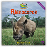 Rhinoceros Leveled Book