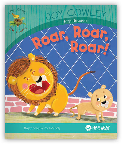 Roar, Roar, Roar! from Joy Cowley Early Birds