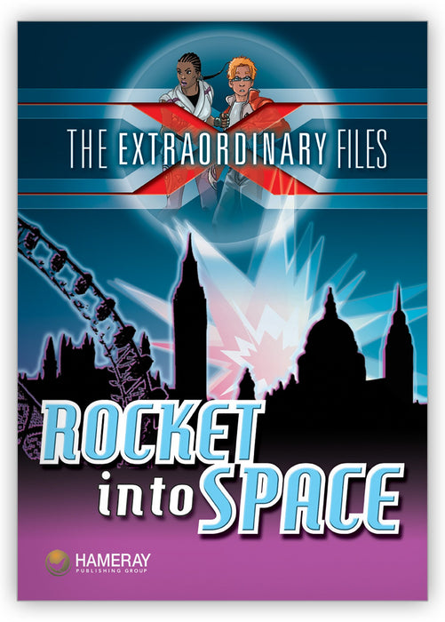Rocket into Space Leveled Book