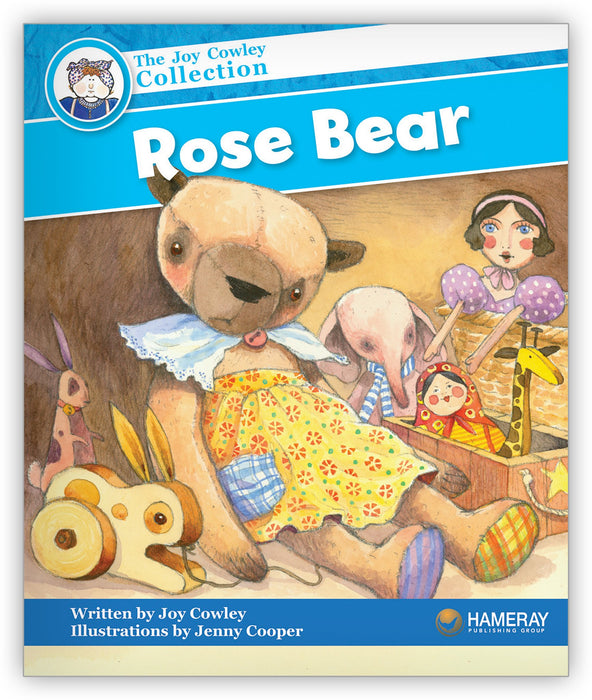 Rose Bear from Joy Cowley Collection