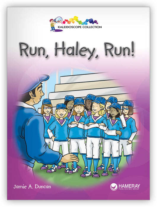 Run, Haley, Run! from Kaleidoscope Collection