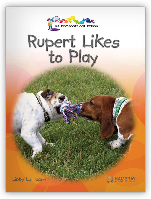 Rupert Likes to Play Leveled Book