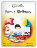Sam's Birthday Big Book from Kaleidoscope Collection