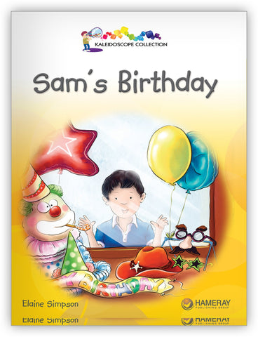 Sam's Birthday from Kaleidoscope Collection
