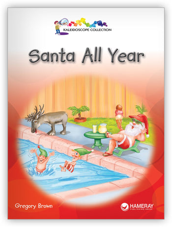 Santa All Year from Kaleidoscope Collection
