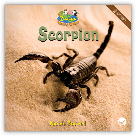 Scorpion from Zoozoo Animal World