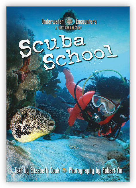 Scuba School from Underwater Encounters