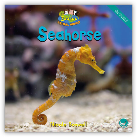 Seahorse Big Book from Zoozoo Animal World