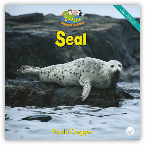 Seal Big Book from Zoozoo Animal World
