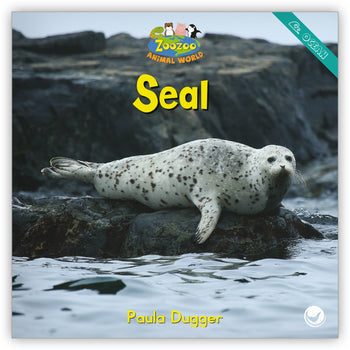 Seal from Zoozoo Animal World