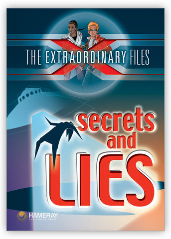 Secrets and Lies from The Extraordinary Files