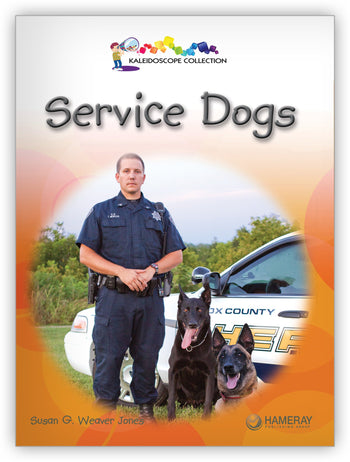Service Dogs from Kaleidoscope Collection