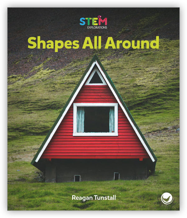 Shapes All Around Leveled Book