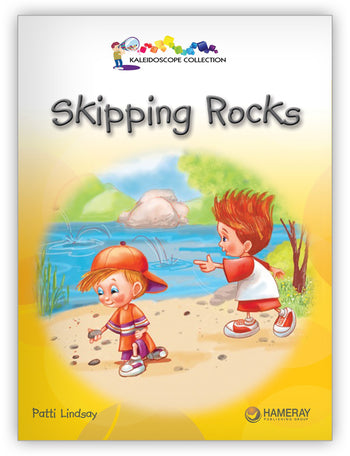 Skipping Rocks from Kaleidoscope Collection