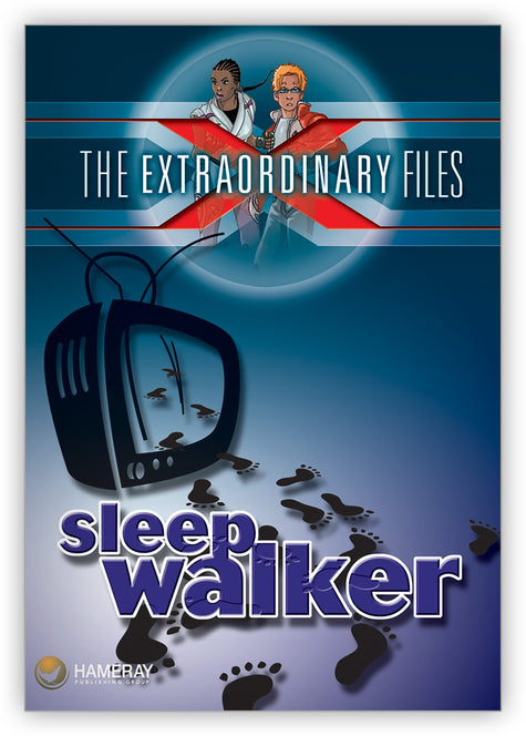 Sleep Walker from The Extraordinary Files