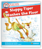 Sloppy Tiger Washes the Floor from Joy Cowley Collection