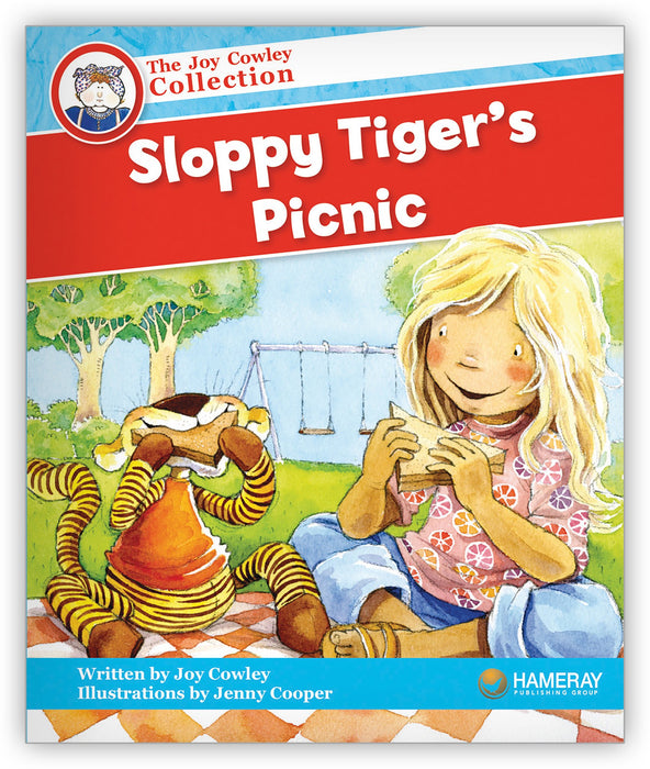Sloppy Tiger's Picnic Leveled Book