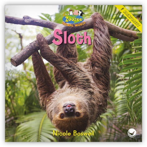 Sloth from Zoozoo Animal World