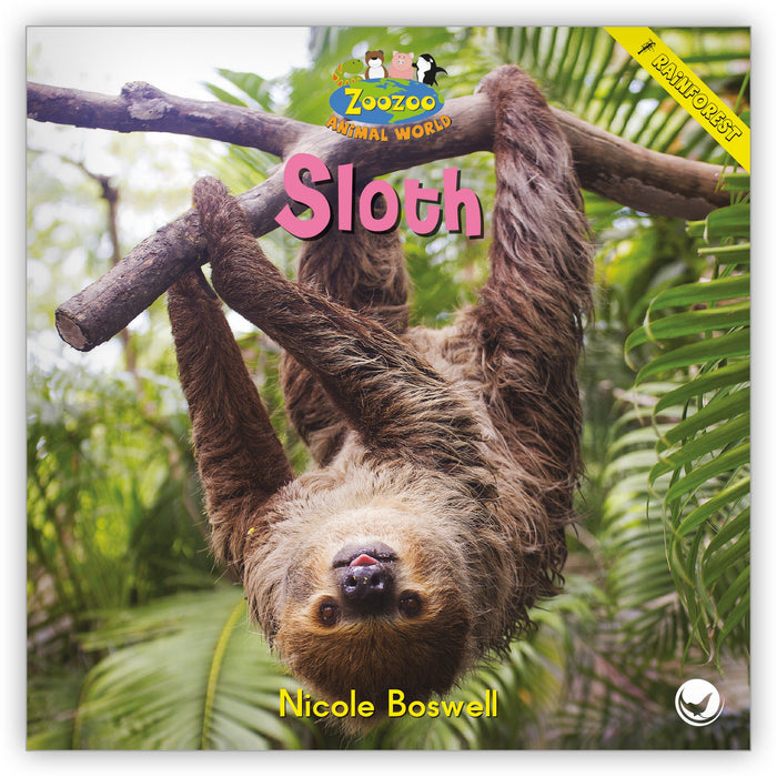 Sloth Leveled Book