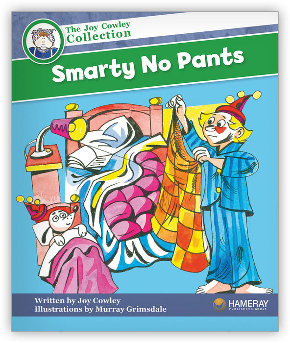 Smarty No Pants Big Book Leveled Book