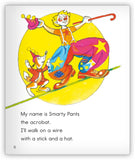 Smarty Pants and the Talent Show Big Book Leveled Book