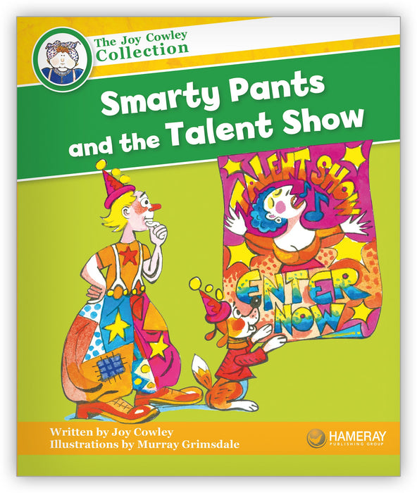 Smarty Pants and the Talent Show Leveled Book