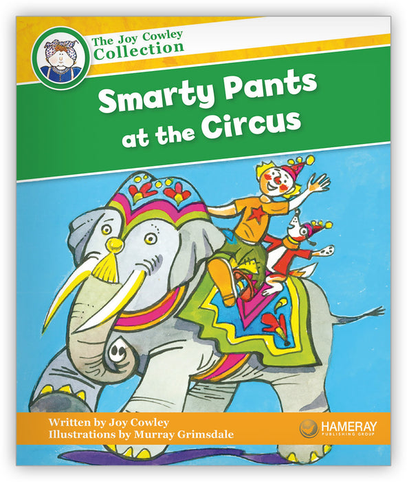Smarty Pants at the Circus Big Book from Joy Cowley Collection