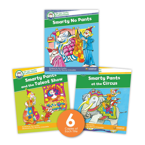 Smarty Pants Guided Reading Set from Joy Cowley Collection