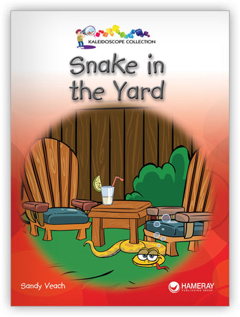 Snake in the Yard Big Book from Kaleidoscope Collection