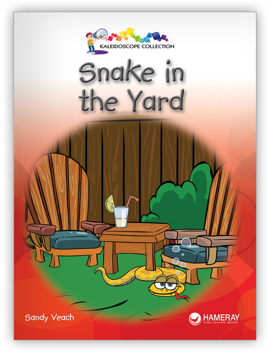 Snake In The Yard Leveled Book
