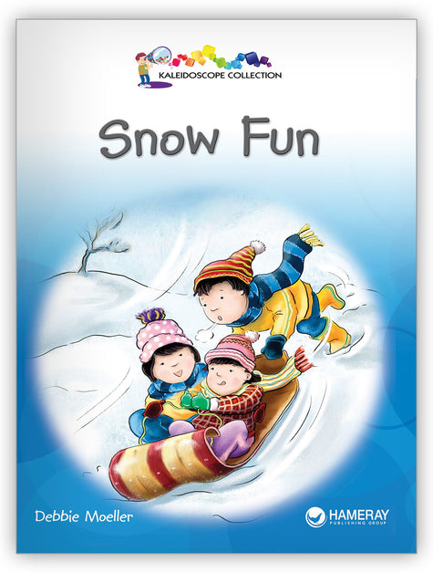 Snow Fun Big Book