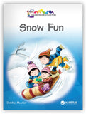 Snow Fun from Kaleidoscope Collection