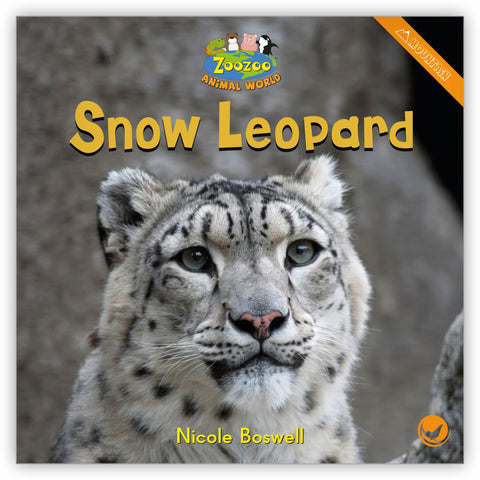 Snow Leopard from Zoozoo Animal World