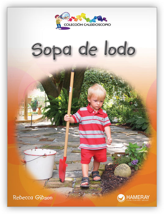 Sopa de lodo Big Book from Colección Caleidoscopio