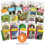 Spanish Informational Text Guided Reading Set Image Book Set